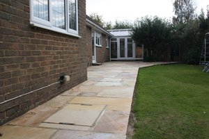 Eastergate Patio Indian Sandstone   047