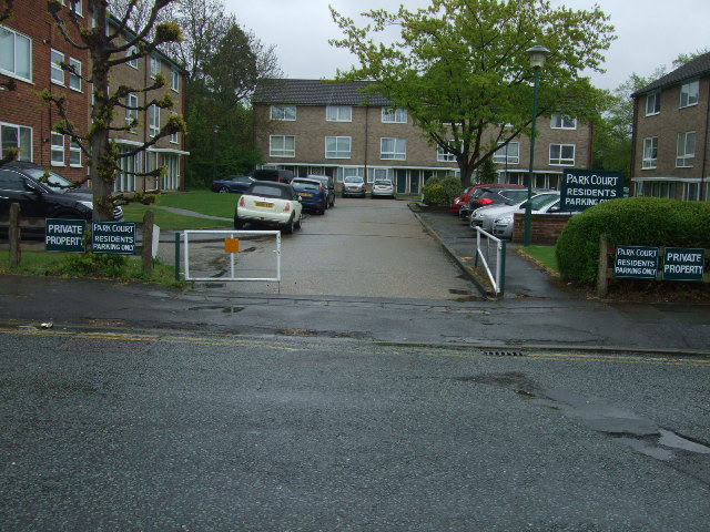 Automatic Gate Park Court New Malden